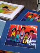 杰克逊五兄弟画册