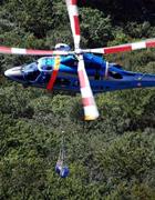 直升机运送尸体