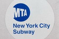 纽约地铁的标志