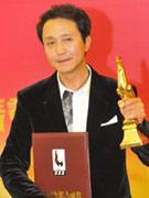 吴刚凭《铁人》获最佳男主角奖