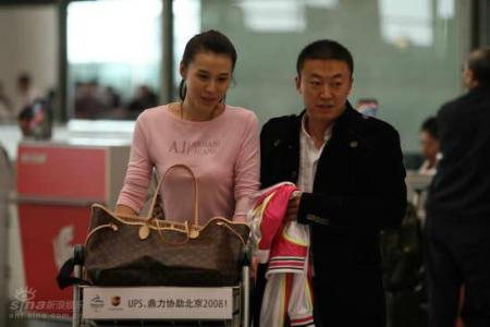 09年最惋惜的分手马琳与张宁益陷离婚官司