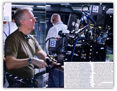 卡梅隆如何打造《阿凡达》-3D创造的透视深度