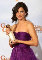桑德拉-布洛克凭《温情橄榄球》获最佳剧情片女主角