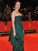 玛蒂娜绿色裙装