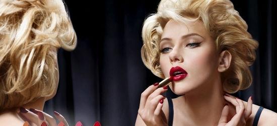 高清组图:斯嘉丽-约翰逊美艳写真 秀金发红唇