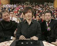 刘谦表演魔术
