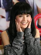 蔡卓妍可爱表情