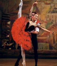 莫斯科大剧院芭蕾舞剧《堂吉诃德》