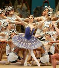 莫斯科大剧院芭蕾舞剧《法老的女儿》