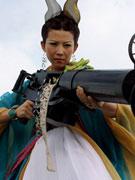 蔡少芬(饰铁扇公主)