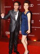 吴刚(左)和范志博