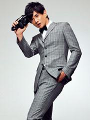 吴奇隆型男写真