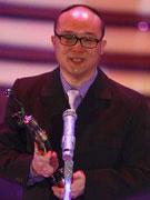吴江Steve凭《赤壁2》获最佳音效友人代领
