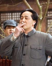 王�饰毛泽东