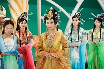 《七仙女2》群芳斗艳别样美人别样柔情(图)