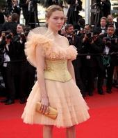 法国女演员蕾雅