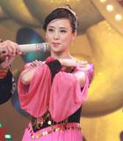 翁虹教授新疆舞