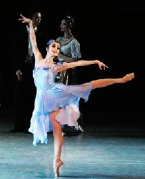 芭蕾舞剧《风雪夜归人》