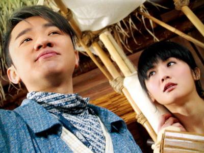 王祖蓝和蔡卓妍