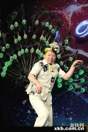 《中國達人秀》受到觀衆熱捧