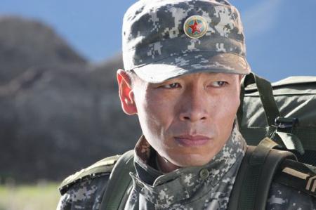 《兵峰》首轮获好评王挺演技感动战士(图)