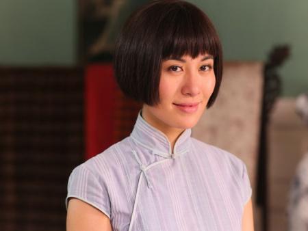 叶璇温文尔雅、笑容迷人