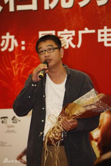 《我是植物人》制片谢晓东