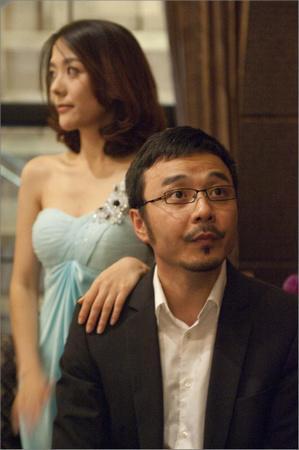 杨乐乐:汪涵对我的吸引无处不在他曾想退隐