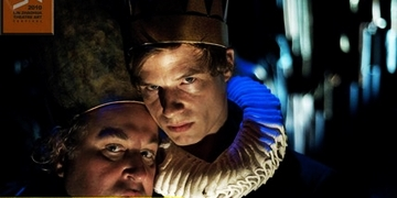 林兆华戏剧艺术中心 德国汉堡塔利亚剧院:Hamlet《哈姆雷特》德国版