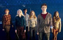 《哈利波特5》--告别了少年时期的哈利-波特
