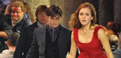 看点四:哈利、赫敏共舞