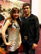 焦恩俊和杨丽菁