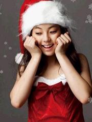 WG安昭熙变身圣诞女郎