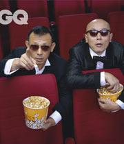 GQ智族姜文:这个舞台没人赶得了我
