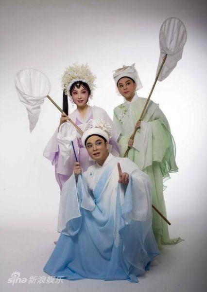 《暗恋桃花源》赵志刚 谢群英 徐铭-2010年中国戏剧盘点 年度 全明星