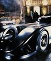波顿版蝙蝠车