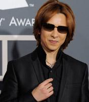 X Japan队长Yoshiki