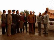 毛泽东会见外宾