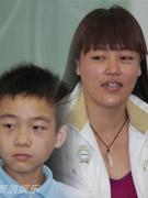 涛涛和刘老师