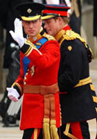威廉与哈里