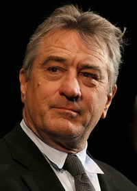 President of the jury: Robert DE NIRO