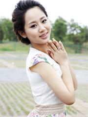 90后甜姐杨紫