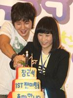 2009.3.29 出道首场见面会