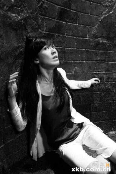 专访林熙蕾《夺命心跳》:婚前最后的惊悚(图)