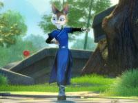 《兔侠传奇》剧照:造型优雅