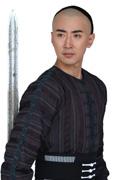 高梓淇 饰 箫剑