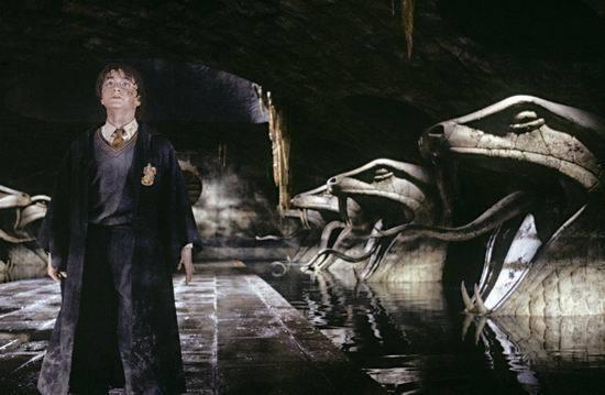 《哈利-波特》十大电影经典场景--密室