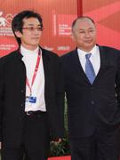 魏德圣(左)和吴宇森