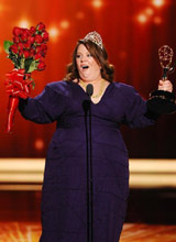 Melissa McCarthyActress, Comedy Series(Mike & Molly)