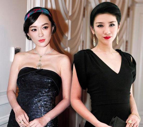 揭秘黄奕霍思燕三角情债娱乐圈女星恩怨不休